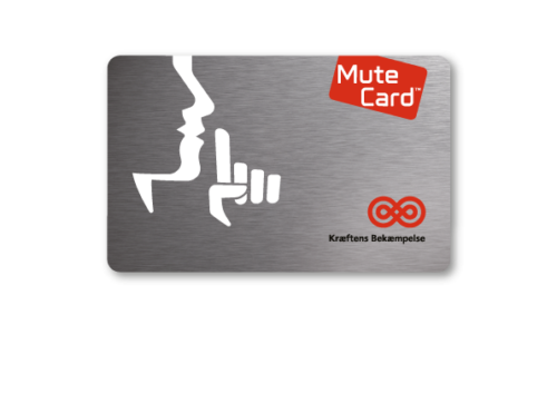 MuteCard- RFID protection