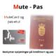Beskytter pas og kreditkort