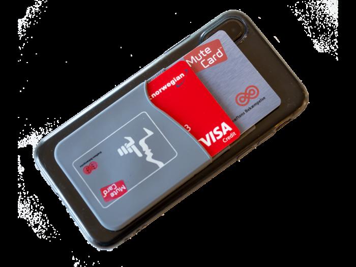 MuteCard – Nemt at bruge